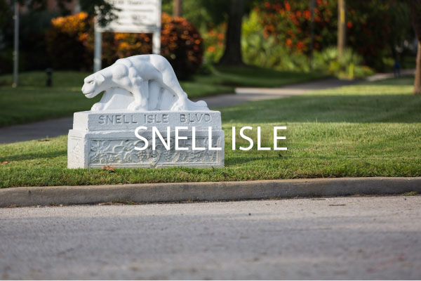 neighborhood guide Snell